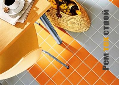 Специфика применения керамической плитки