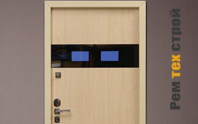 Leganza SMART - входные двери с видеонаблюдением
