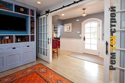 Межкомнатная дверь – важный элемент декора