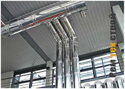 Разновидности вентиляционных систем