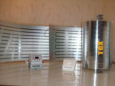 Пленочные системы отопления