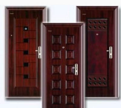 Продажа стальных дверей оптом