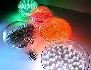 Возможности светодиодного освещения