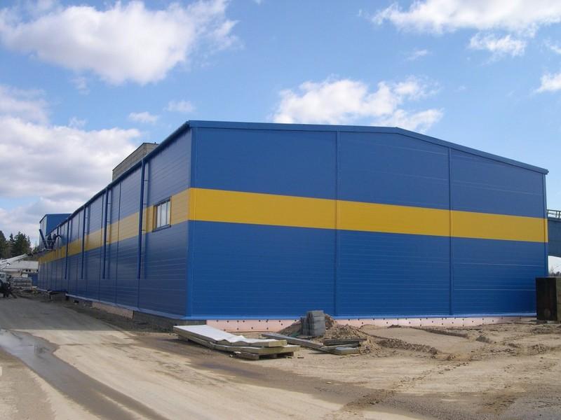 Возведение быстровозводимых зданий – популярное направление в строительстве.
