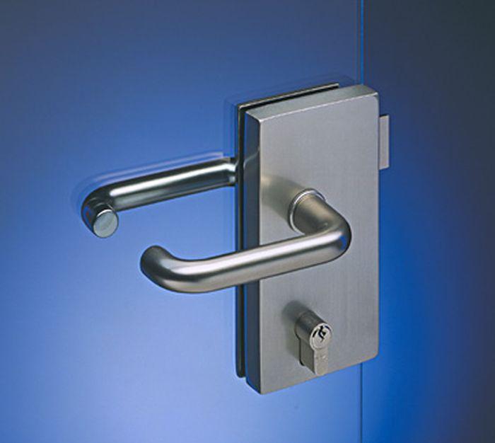 Стеклянные двери: дизайн, фурнитура и уход