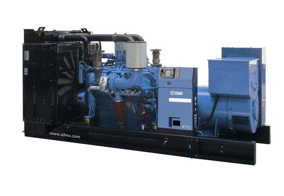 электрогенератор SDMO X715