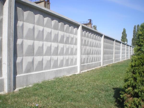 забор самостоящий - элементарный монтаж и надежность