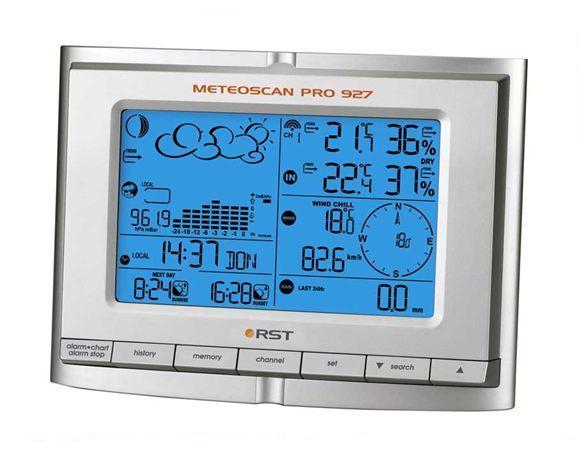 современные Электронные метеостанции для дома