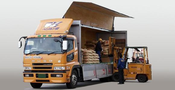 правильный выбор фирмы по доставке сборных грузов