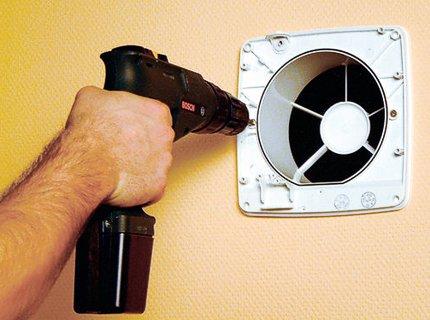 уход за вентиляцией в квартире