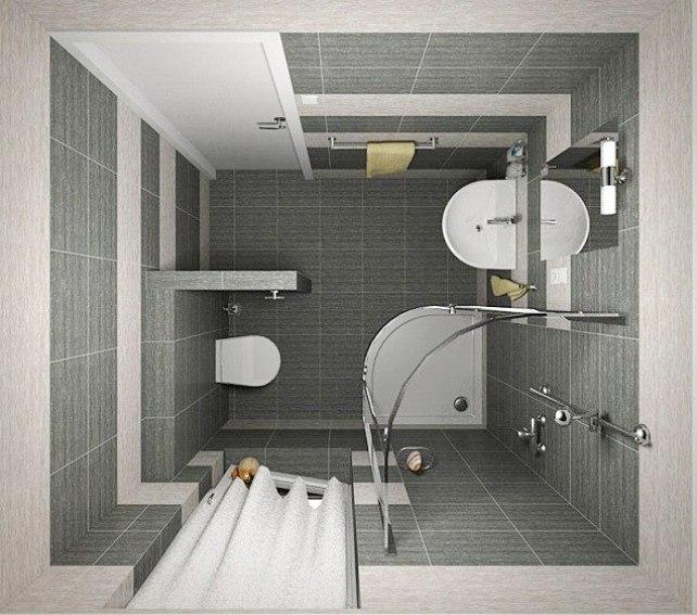 выбираем снатехнику в небольшую ванную
