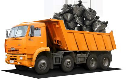 какой нужен транспорт для быстрого вывоза строительного мусора