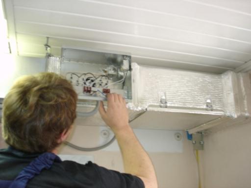 принцип действия системы вентиляции