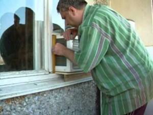 устанавливаем кондиционер в окно