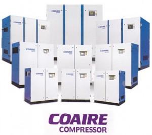 винтовые компрессоры марки Coaire