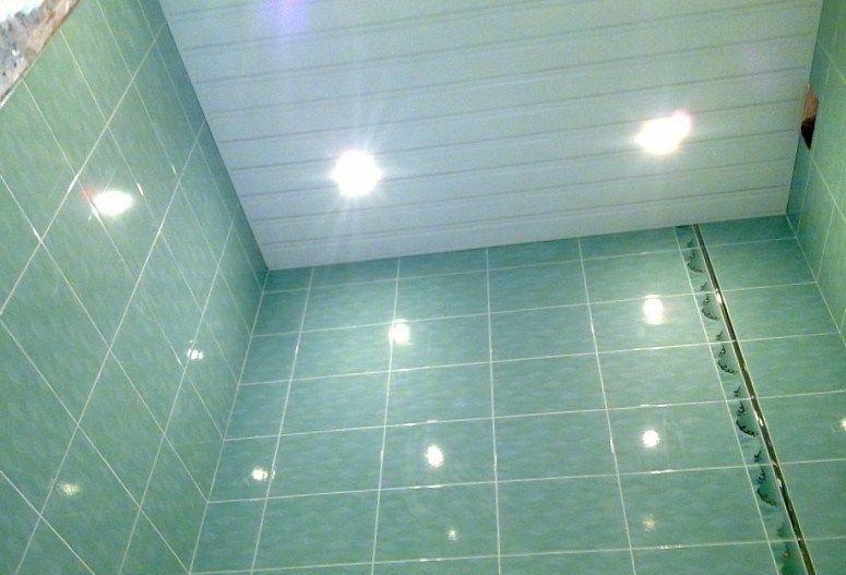 Керамическая плитка в ванну